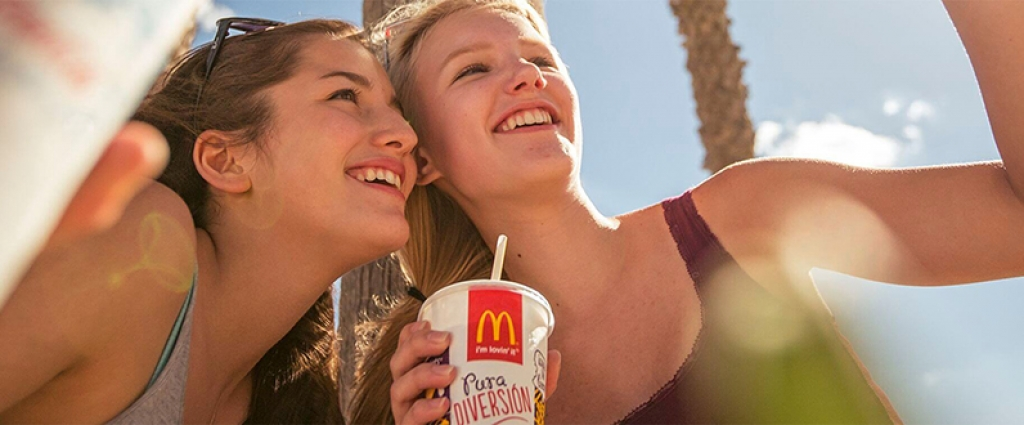 McDonald's inaugura un nuevo local digital en Argentina